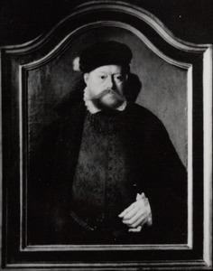 Portret van mogelijk Jan VI 'de Oude' van Nassau (1536-1606)
