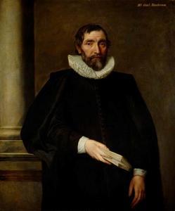 Portret van de theoloog Alexander Henderson (?-1646)