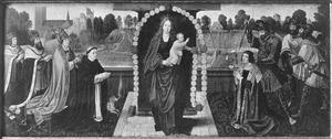 Maria van de rozenkrans