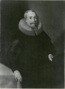 Portret van Henrich d'Erberfeld (1602-1679)