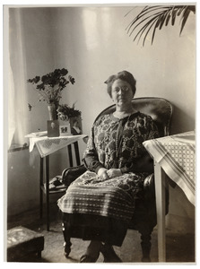 Portret van Petronella Anna Maria Wilhelmina Keuchenius (1867-1927)