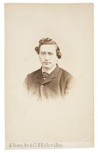 Portret van Willem Nolen (1854-1939)