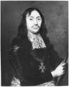 Portret van Hendrick de Sandra (1619-1707)