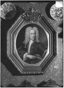 Portret van Theodorus Bisdom (1698-1777)