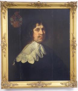 Portret van waarschijnlijk Dirk Diert (1606-1650)