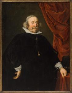 Portret van Wolfgang Wilhelm von Pfalz-Neuburg, hertog von Jülich-Berg (1578-1653)