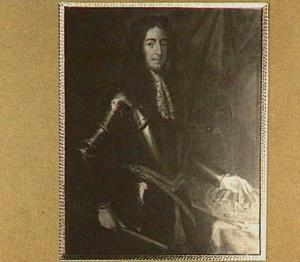 Portret van stadhouder-koning Willem III (1650-1702)