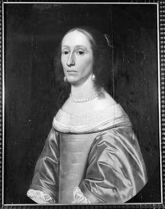 Portret van Sibylla Taets van Amerongen