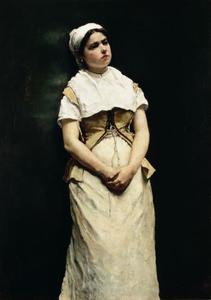 Vlaams meisje