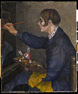 Portret van CharleyToorop (1891-1955)