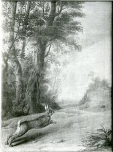 De fabel van de haas en de schildpad (Aesopus)