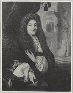 Portret van Coenraad Ruysch (1650-1731)
