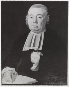 Portret van Johan Wichers (1720-1785)