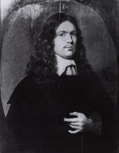 Portret van Rochus van Molenschot (1629-1676)