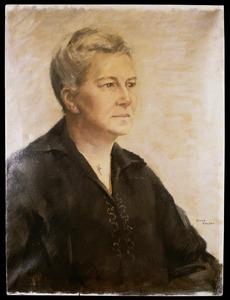 Portret van Petronella Adriana (Ant.) van der Heyden ( -1885)