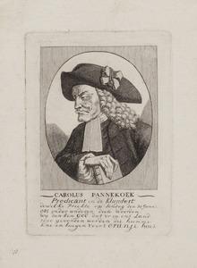 Portret van Carolus Pantekoek (1758-1834)