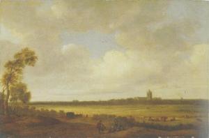 Landschap bij Noordwijk
