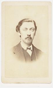 Portret van Willem Rooseboom (1843-1920)