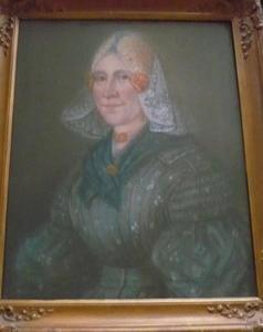 Portret van Iemkje Aukes Westra (1792-1856)