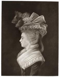 Portret van Cornelia Margareta Stadlander (1760-1836)