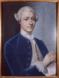 Portret van Willem Hendrik van Panhuys (....-1808)