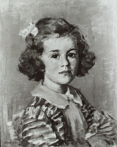 Portret van Anna Johanna Gerharda van Valkenburg (1943- )