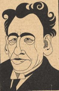 Portret van Willem Cornelis Royaards (1867-1929)