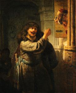 Simson bedreigt zijn schoonvader (Richteren 15:1-3)