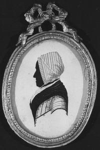Portret van waarschijnlijk Johanna Geertruid Lindeman (1726-1807)