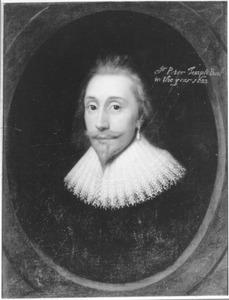 Portret van Sir Peter Temple (1592-1653)