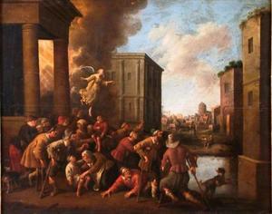 Het bad te Betesda (Johannes 5:1-18)