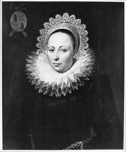 Portret van Margaretha Duyst van Beresteyn (1581-1635)