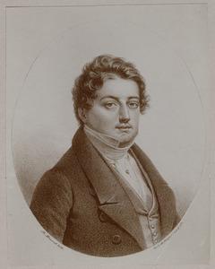 Portret van Florentius Cornelis Kist (1796-1863)