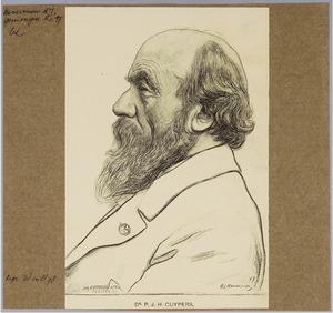 Portret van Dr. P.J.H. Cuypers