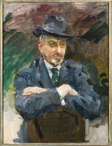 Portret van Johannes Wolterbeek Muller (1870-1934)