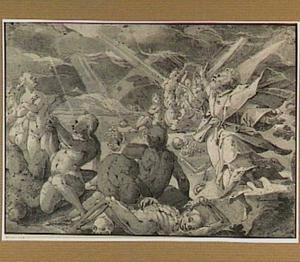 Ezechiëls visioen van de dorre doodsbeenderen, die tot leven komen (Ezechiël 37:1-45)