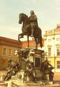 Ruitermonument voor de Grote Keurvorst, Friedrich Wilhelm