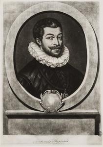 Portret van Christiaan Huygens I (1551-1624)