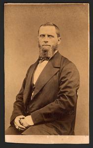 Portret van Ernst Ferdinand Hubert Marcus van Bylandt (1813-1871)