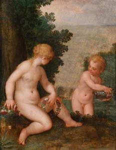 Venus en Cupido: De lente