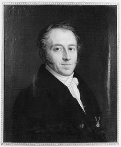 Portret van Willem Adriaan Pillara ( -1859)