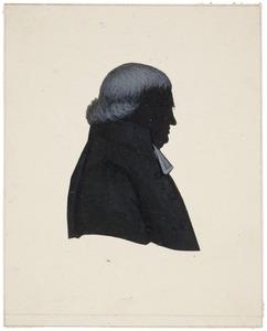 Portret van Jan Anthony Hachenberg (1758-1840)
