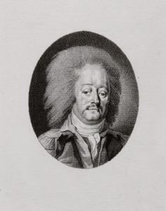 Portret van Frederik III van Salm van Salm Kyrburg (1745-1794)