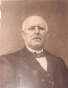 Portret van Leonardus Hubertus Smits (1860-1926)