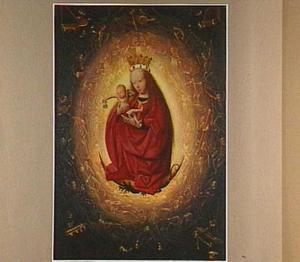De verheerlijking van Maria