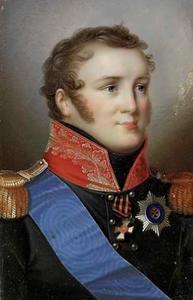 Portret van Alexander I Romanov (1777-1825)