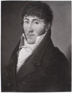 Portret van Anthoon Joseph Jan Hendrik Verheijen (1774-1833)