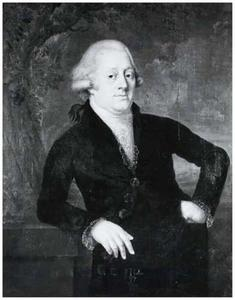 Portret van Jan Jacob van Westrenen (1741-1817)
