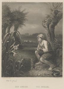 Vissende jongen