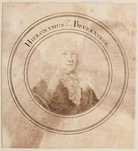 Portret van Hieronymus van Beverninck (1614-1690)
